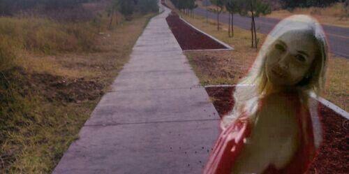 Emma Romberts camino hacia el santuario