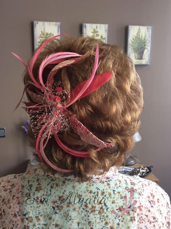 Fácil peinados para madrinas Fotos de ideas de color de pelo - Peinados para madrinas   Peinados