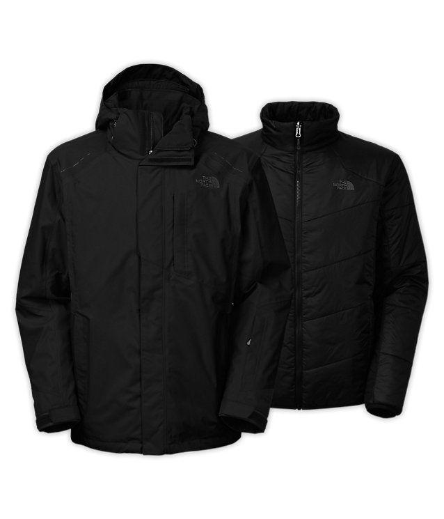 Men S Vortex Triclimate 174 Jacket Justin Pinterest