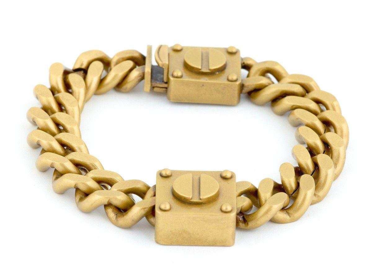 ALC   chunky bracelet