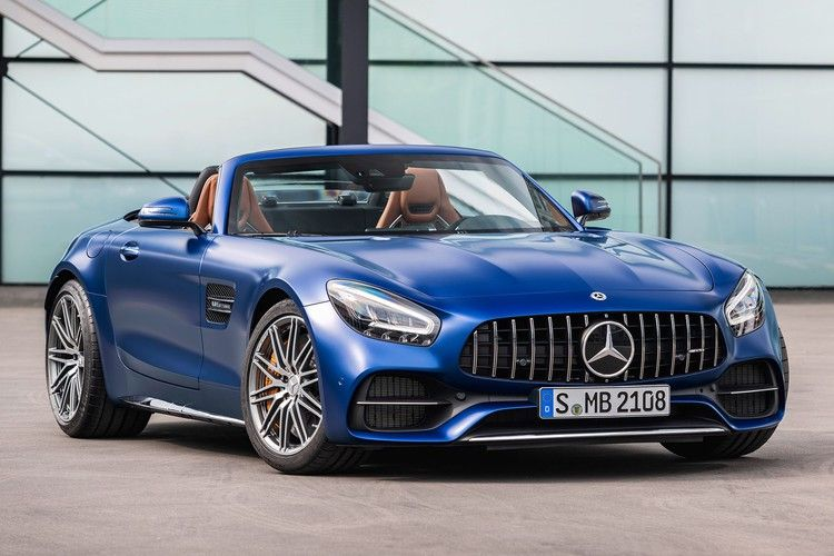 The 2020 Mercedes Amg Gt Gets More Tailpipes Improved Dynamics Car And Driver Mercedes Amg Amg Mercedes Benz Classic