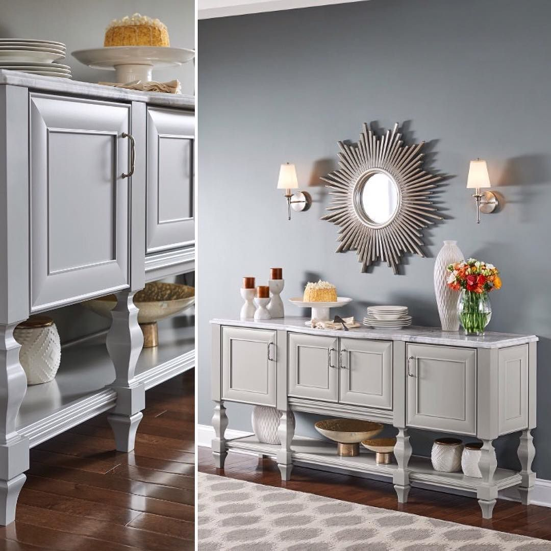 Some call this a sideboard and some call it a buffet but we call it ...