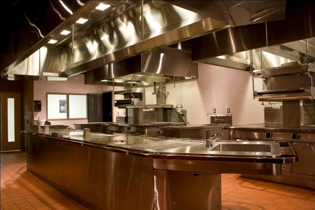 Commercial Kitchen Design And Layout 2  Commercial Kitchen Design Entrancing Professional Kitchen Design Ideas Design Ideas