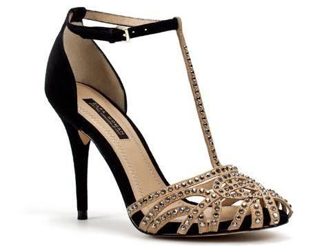 Shoe Boots Shoes Y Tacos Zapatos Tacones Fiesta De Zara vCHwqYa