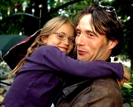 Mads and daughter | Mads Mikkelsen | Pinterest | Daughters ...