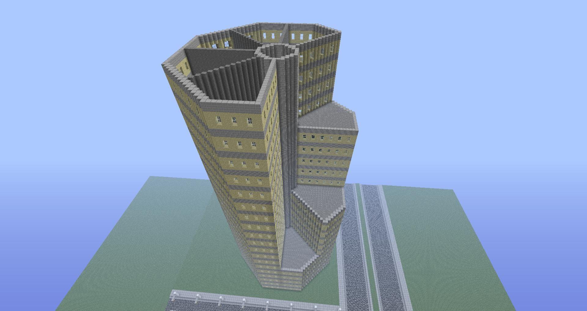 вовсе многоэтажные дома в майнкрафте уроки постройки классные как, кем его