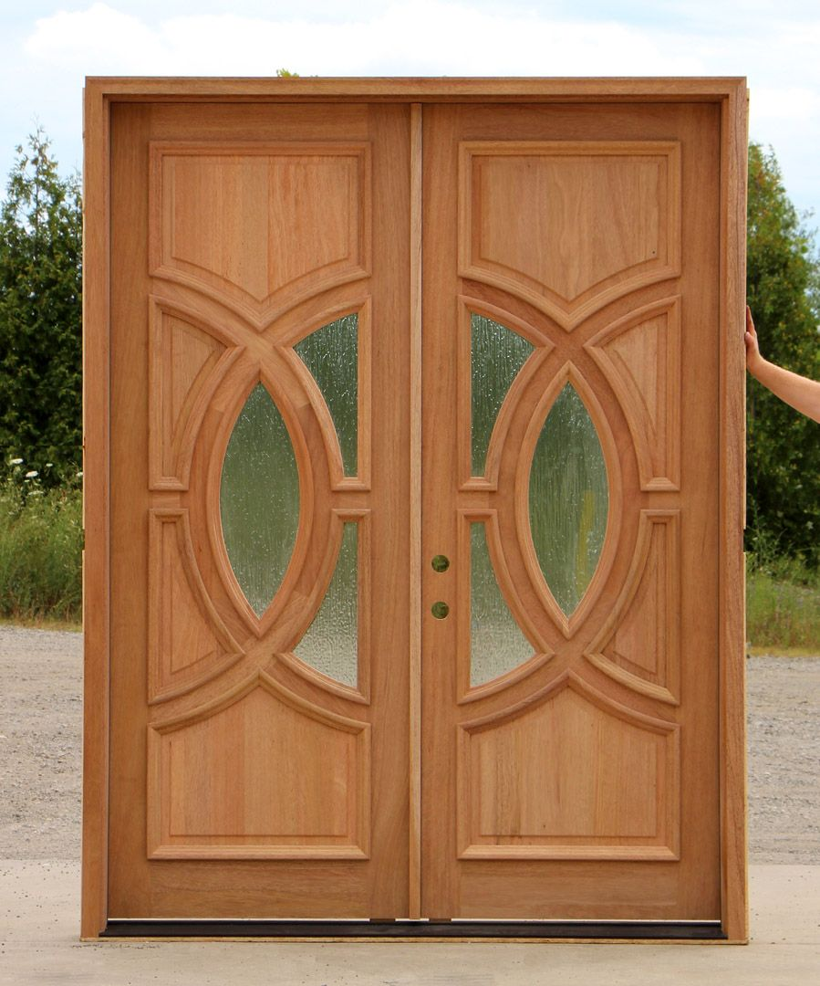Craftsman Double Front Door craftsman double entry doors | exterior double doors with rain