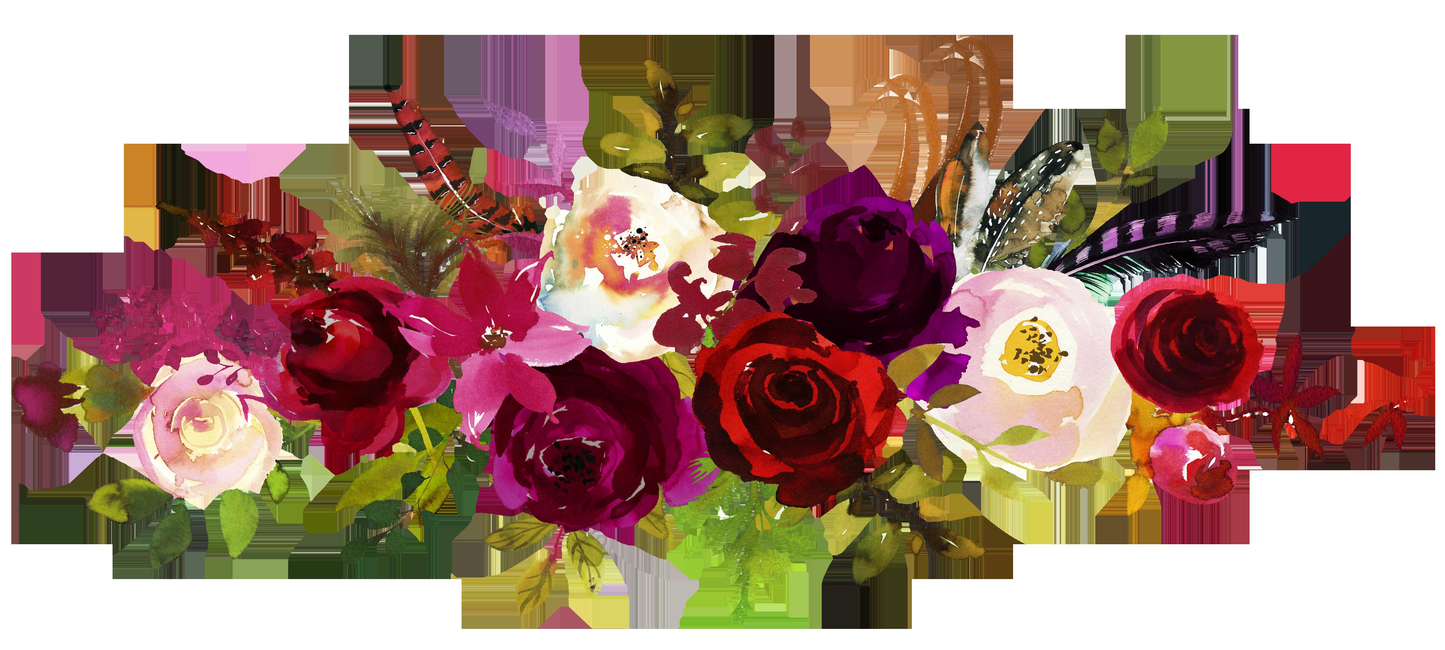 Imagen sobre Fondos de flores de TL en Kwiatowe Color de