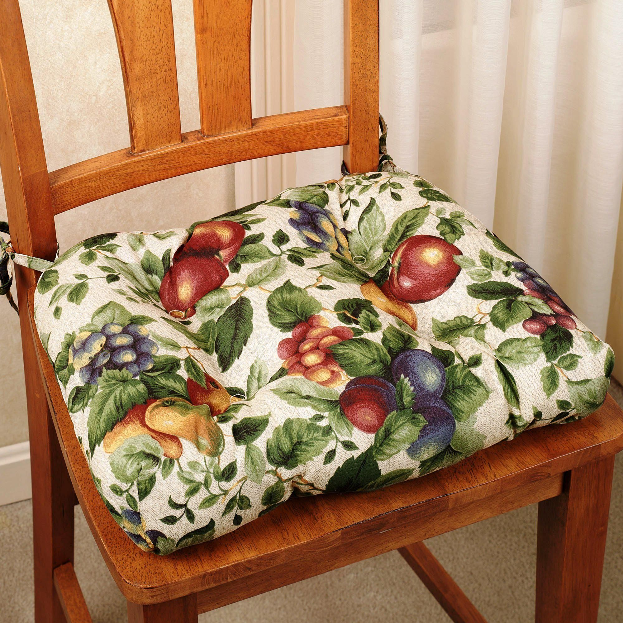 Country curtains kitchen chair pads latulufofeed