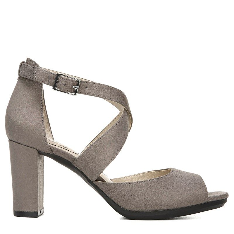 Women's Allison Medium/Wide Peep Toe Heel