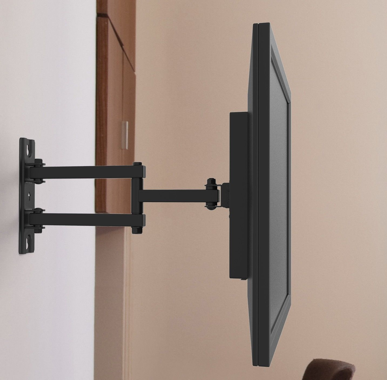 Articulating Tv Bracket Tilting Swivel Wall Mount 32 40 42 43 46