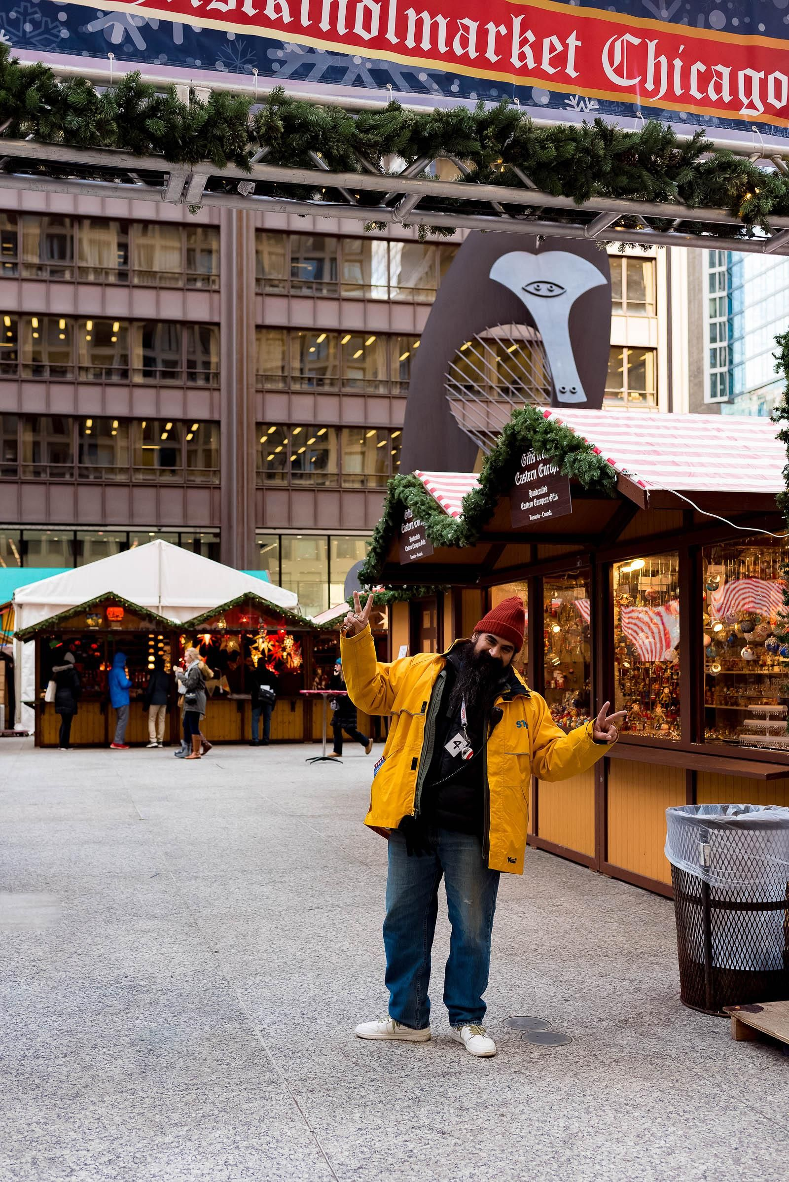 chicagos 2017 christkindl market german christmas
