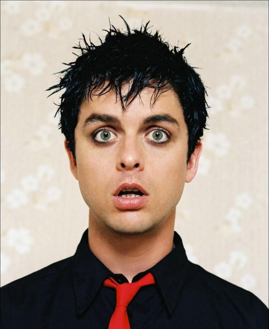 Green Day Billie Joe Armstrong Sattaque à Shakespeare Famous
