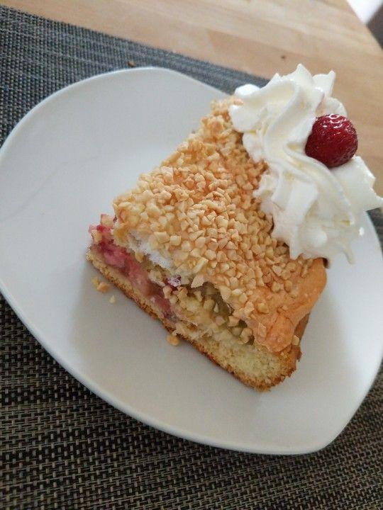 Rhabarberkuchen von Omma | Chefkoch