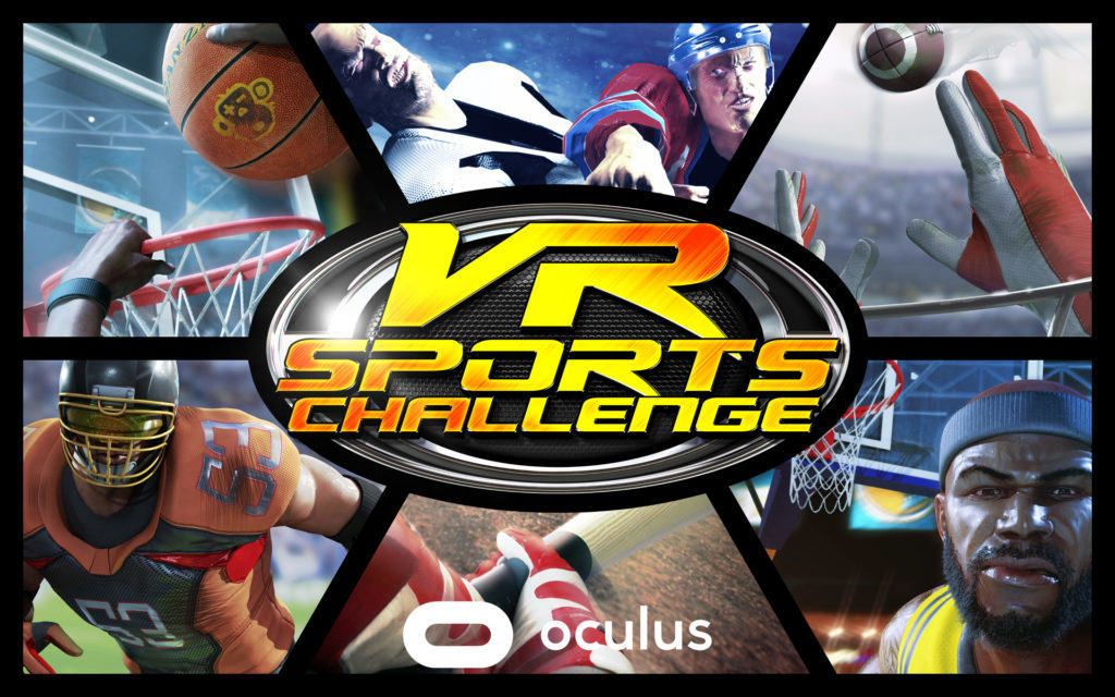Oculus Rift VR Sports Challenge mit Oculus Touch (Review