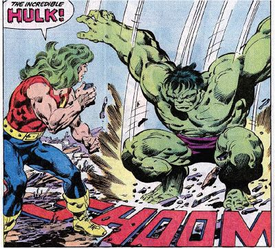 Bronze Age Babies: Who's the Best...Bronze Age Hulk Artist?