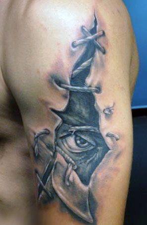 Tatuaże Męskie Na Ramie 3d Tattoos Tatuaże Męskie