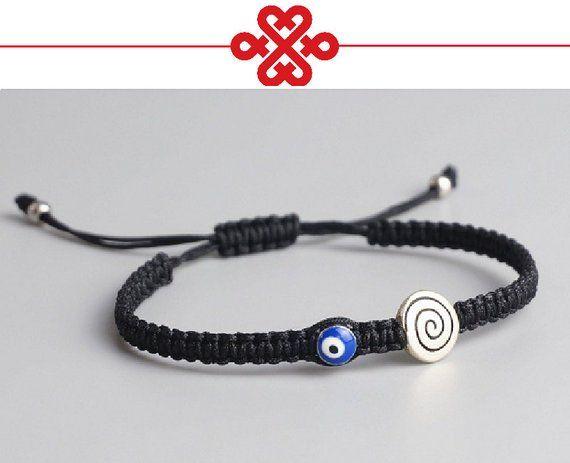 Original Tibetan Buddhist Bracelet Eternal Turkish Lucky Evil