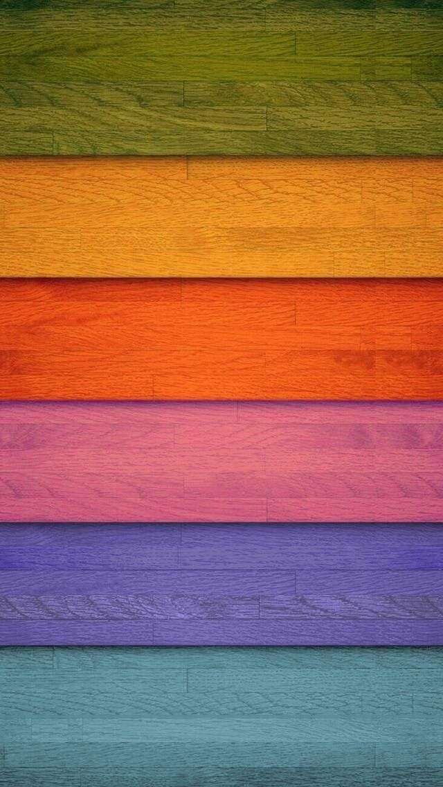 Colors Wallpapers Purple Yellow Pink Orange Blue Green Iphone Homescreen Wallpaper Wallpaper Shelves Screen Wallpaper