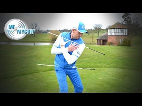 Hips And Stability In The Golf Swing Golf Pinterest Golf And