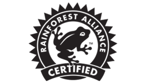 Matthew Algie: The Rainforest Alliance seal of approval means that ...