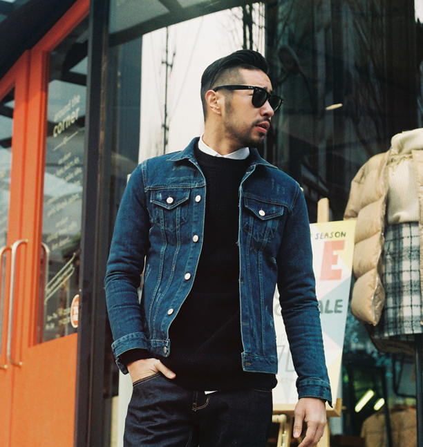 1000  images about Denim jacket on Pinterest | Denim jackets