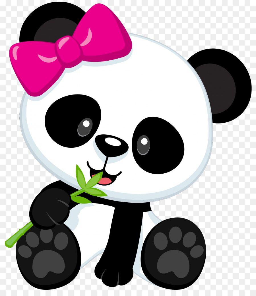 Giant Panda Bear Baby Pandas Clip Art Cute Panda Panda Para Colorear Imagenes De Pandas Pandas Animados