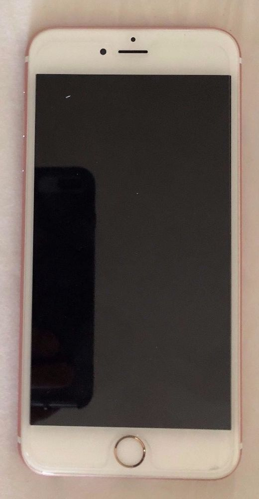 Apple Iphone 6s Plus 128gb Rose Gold Unlocked Smartphone Celulares Iphone Iphone 7 Produtos Apple