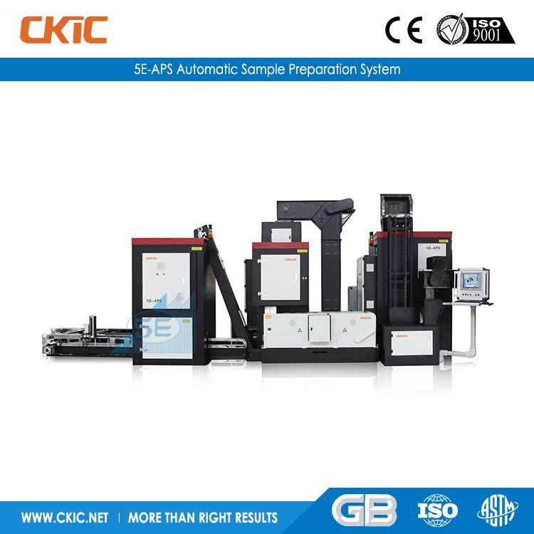 For details of 5E-APS Automatic Sample Preparation System, please check: http://www.ckic.net/products/sample-preparation-equipment/5e-aps-automatic-sample-preparation-system.html