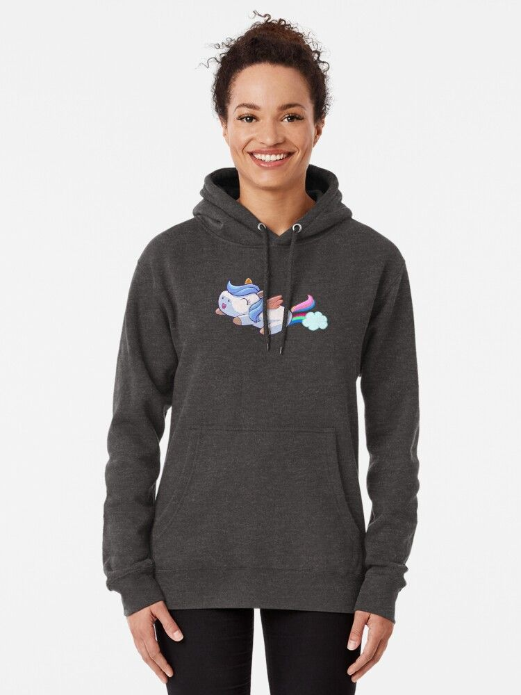 Farting In The Hood : farting, Farting, Rainbow, Unicorn, Pullover, Hoodie, Design,, Outfit,, Hoodies