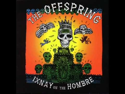 The Offspring All I Want Cool Bands Album Covers Hombre