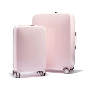 5797c39b270f RADEN Smart Luggage | Design Inspiration | Pink luggage, Cute ...
