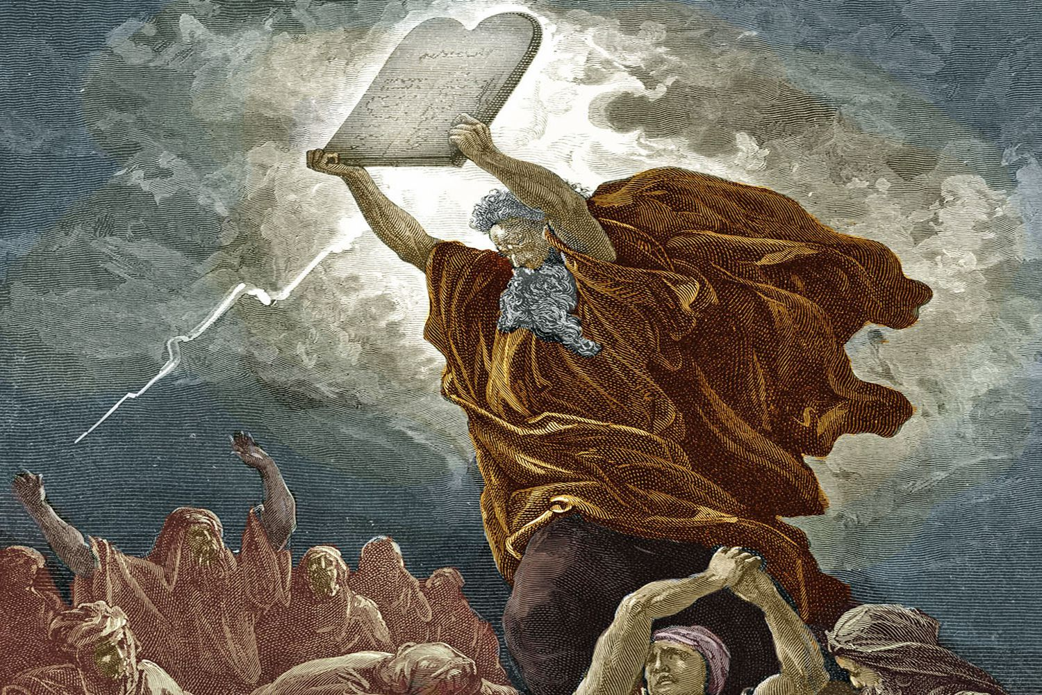 The 10 Commandments Reveal God S Holy Standards For Living