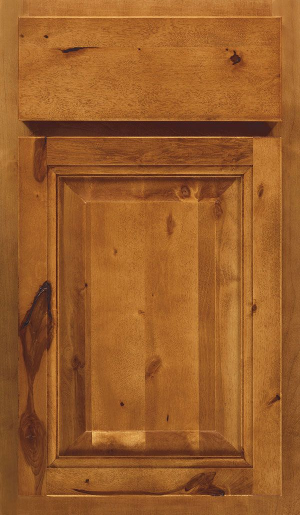 Aristokraft Cabinets   Ayden, Rustic Birch, Autumn Finish (This Is What We  Bought