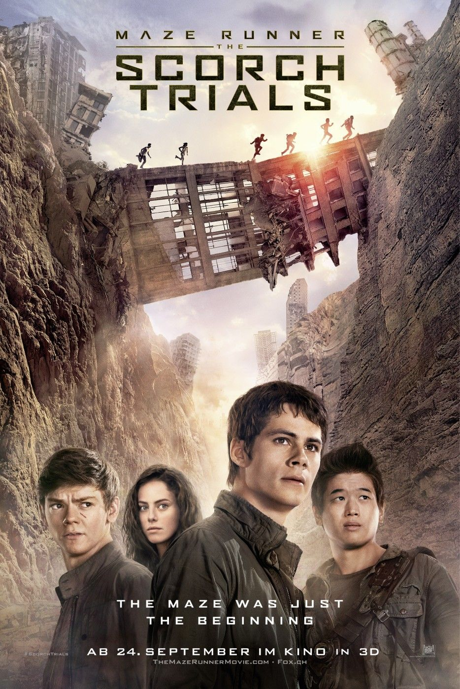 Download Maze Runner: The Scorch Trials (2015) {Hindi-English} 480p [500MB] || 720p [1.3GB] || 1080p [2.8GB]