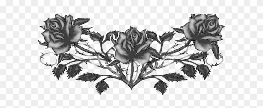 Find Hd Rose Tattoo Png Image Transparent Tattoos Png Png Download To Search And Download More Free Transparent Png Images Rose Tattoo Hd Rose Png Images