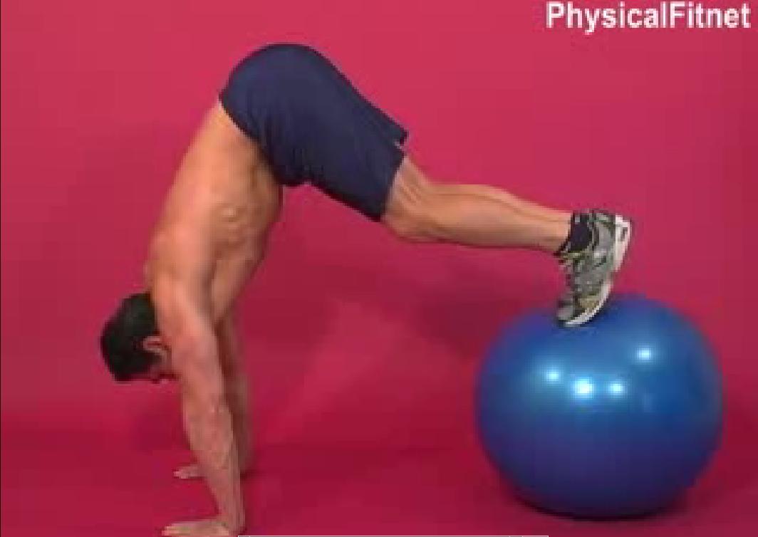 tight hip flexors handstands