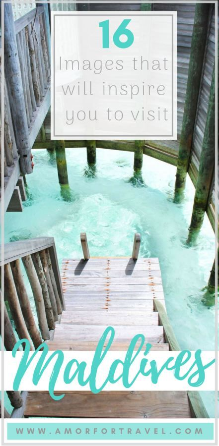 Maldives and 16 Photos That Will Inspire You to Visit - Amor for Travel