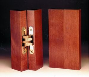 Soss door hardware invisible hinges hardware pinterest - Hidden hinges for exterior doors ...
