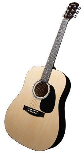 Fender Starcaster Acoustic Guitar Pack With Accessories Natural Cheap Acoustic Guitars Acoustic Guitar Accessories Guitar Accessories