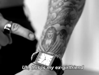 Justin Bieber Selena Gomez Tattoo