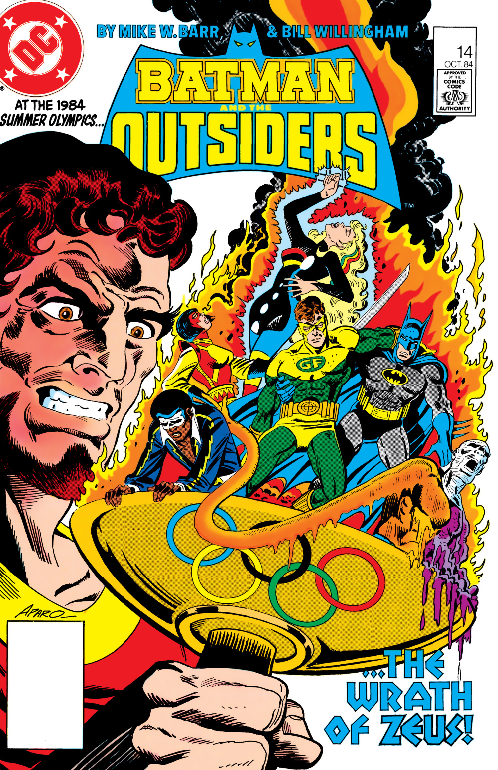 Batman And The Outsiders 1983 Issue 14 Read Batman And The Outsiders 1983 Issue 14 Comic Online In High Quality In 2020 Comics Batman The Outsiders