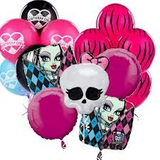 Image result for monster high party ideas