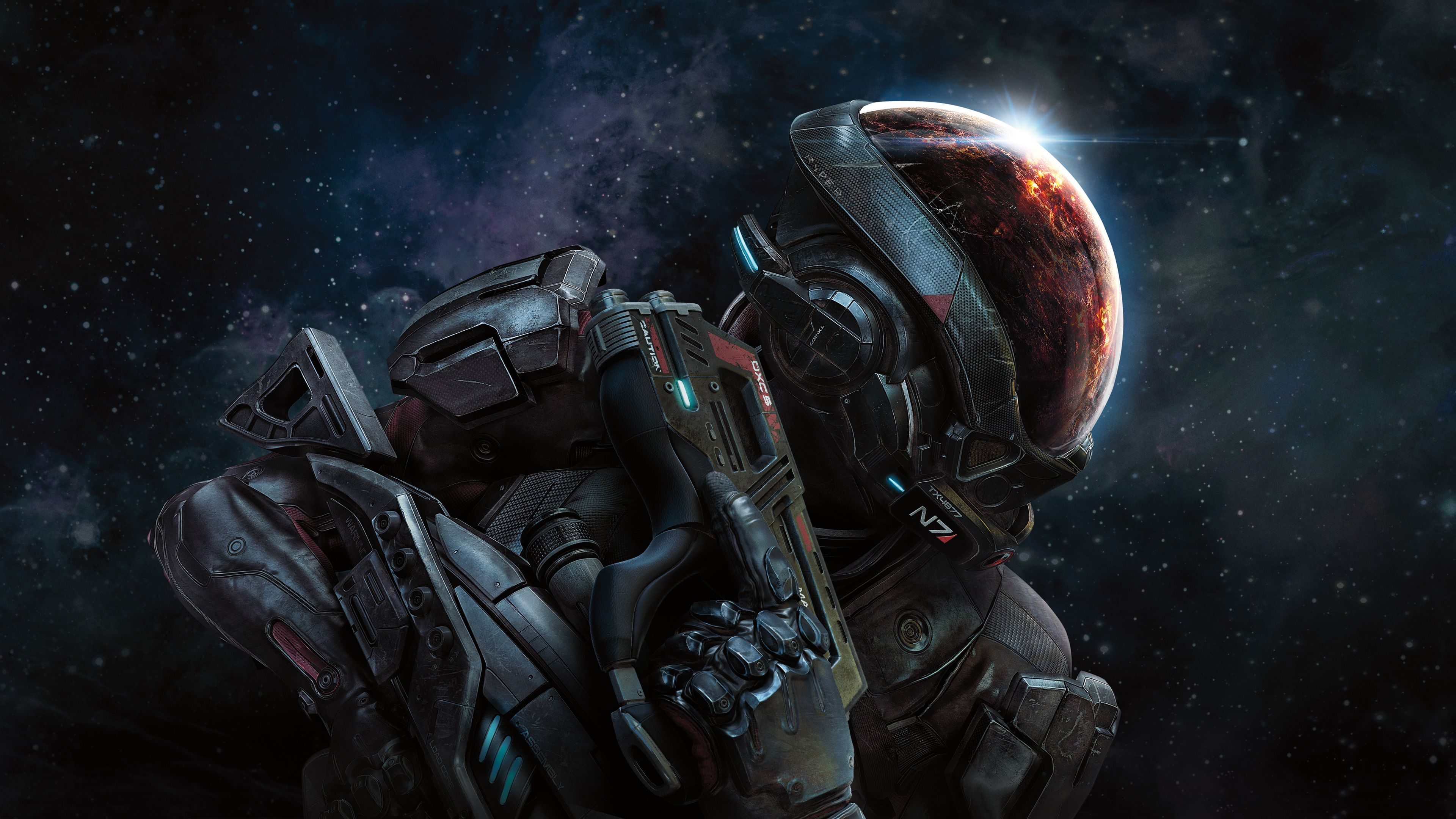 Mass Effect Andromeda Ultra 4k Xbox Games Wallpapers Ps