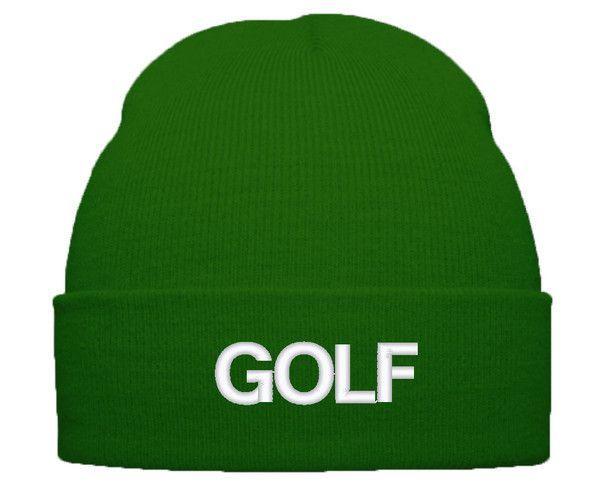 GOLF beanie Odd Future hat Odd Future cap wolf gang tyler THE CREATOR knit CAP
