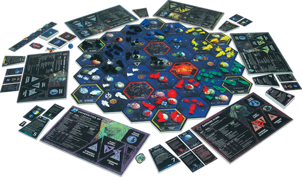 Twilight Imperium: the most fun one can have playing a game that makes you feel like crap the entire time