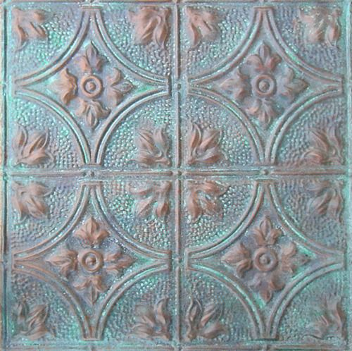 Hand Painted Tin Ceilings By Chelsea Decorative Metal Co