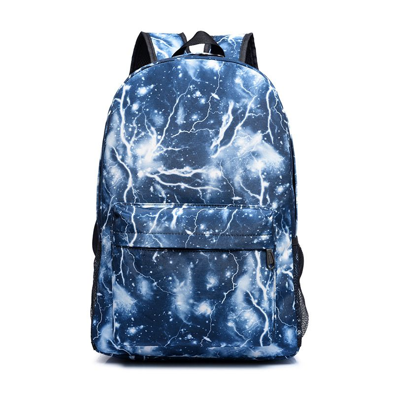 Stylish Galaxy Star Travel Bag Fashion Women Backpack Famous Brand Star  Backpack School Bags For Teenagers 840d8b149d654