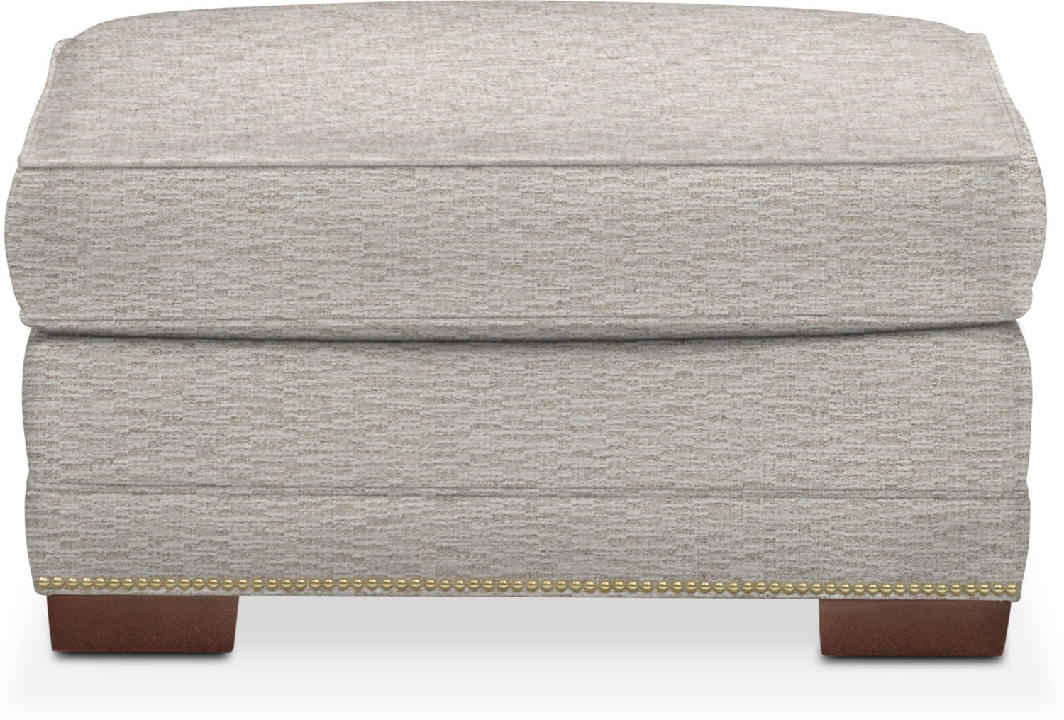 Superb Arden Comfort Ottoman Living Large White In 2019 Unemploymentrelief Wooden Chair Designs For Living Room Unemploymentrelieforg