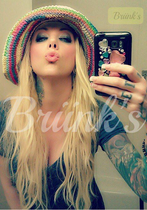 Maria brink i love her style all about me - Maria brink pics ...